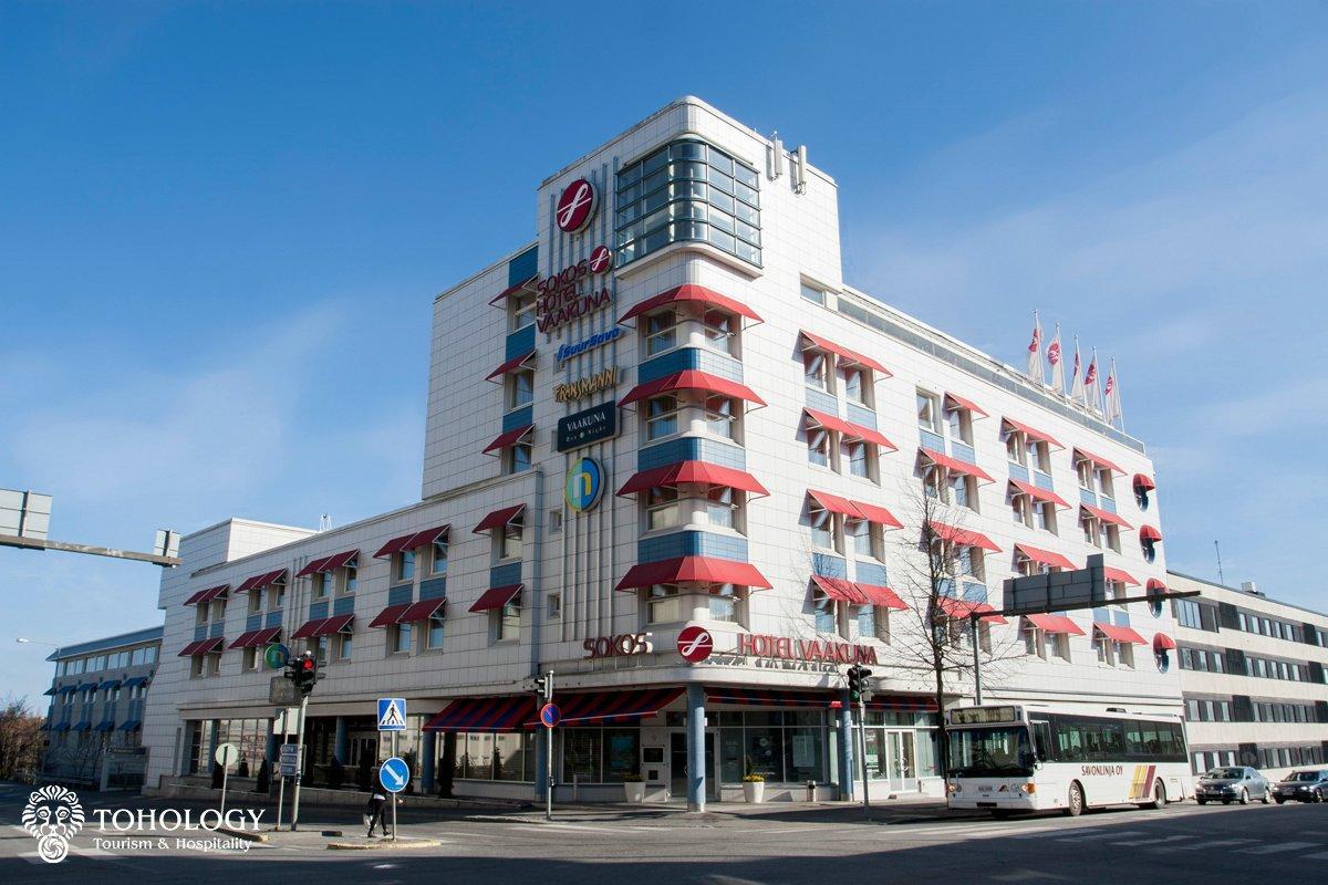 Original sokos hotel vaakuna for Hotel original