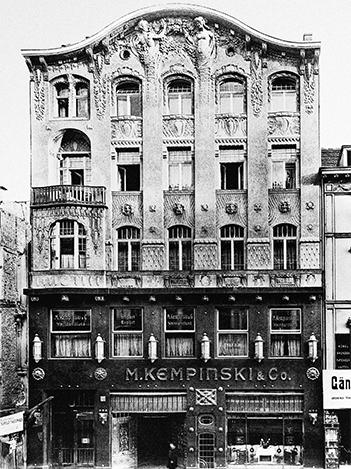 M. Kempinski & Co. restaurant