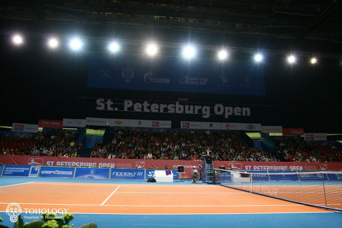 St Petersburg Open
