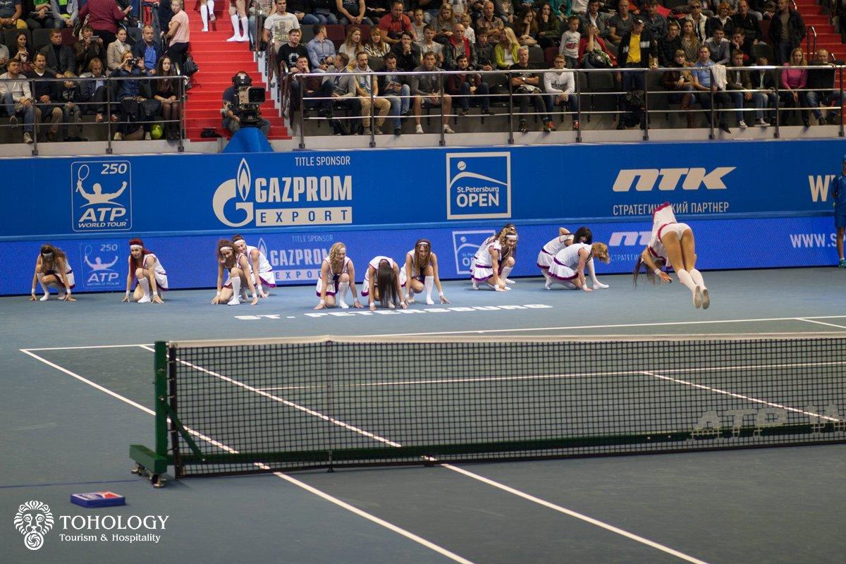 Tennis Petersburg Open