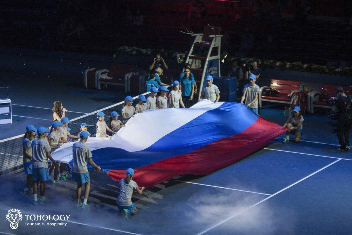 Tennis St Petersburg