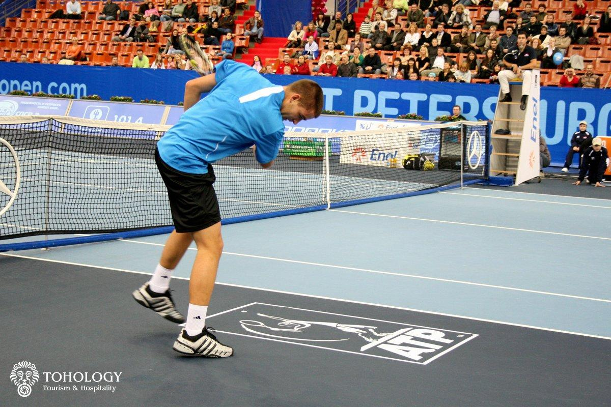 Михаил Южный (St. Petersburg Open 2007)