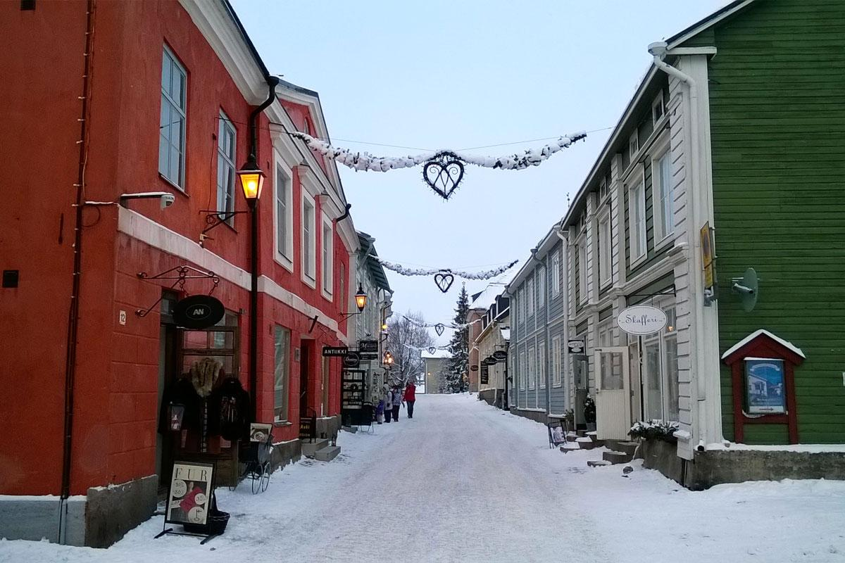 Porvoo (old town)