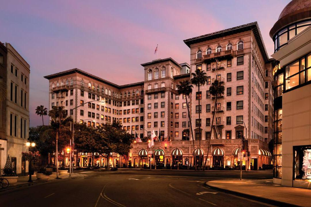Beverly Wilshire, Beverly Hills (A Four Seasons Hotel) in reality</br>Photo: (с)  Four Seasons