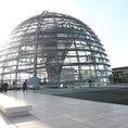 Reichstag building: dome & observation deck