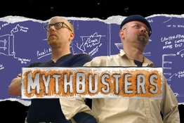 """MythBusters"" television show: The Fairmont San Francisco hotel"