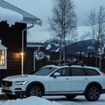 Swedish mountains shelter a boutique hotel by Volvo Cars and Tablet Hotels