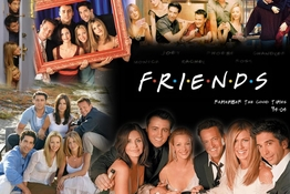 """Friends"" television show: London Marriott Hotel Marble Arch"