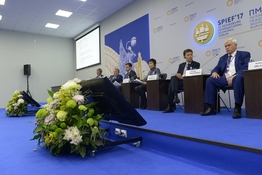 Discussing the tourism and hospitality industry at the St. Petersburg International Economic Forum