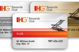 IHG Rewards Club is coming in July 2013