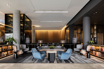 New properties in South Africa by Marriott International: Johannesburg Marriott Hotel Melrose Arch and Marriott Executive Apartments Johannesburg Melrose Arch
