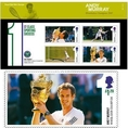 Royal Mail is to mark Andy Murray's Wimbledon victory with a set of stamps