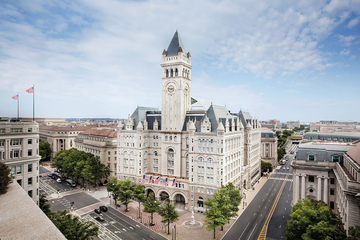 Valentine's Day at Trump Hotels: February offer from Trump International Hotel Washington, D.C.