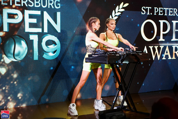 Gala dinner St. Petersburg Open 2019 at the Four Seasons Hotel Lion Palace St. Petersburg (16 September 2019 – VIDEO)
