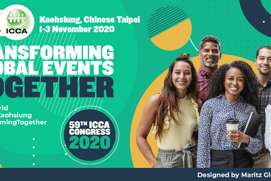 "ICCA announces 59th ICCA Congress – ""A global hybrid experience"""