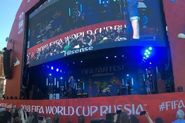 2018 FIFA World Cup in Russia: expectations and reality. Hotel infrastructure construction and hotel market statistics