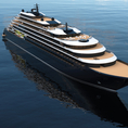 What's in a name? Cannes witnessed the announcement of the first The Ritz-Carlton Yacht Collection yacht's name
