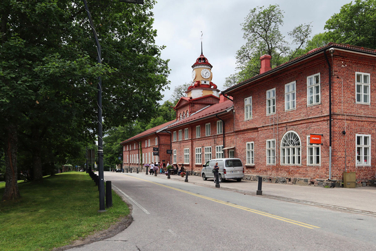 Fiskars Village in Finland